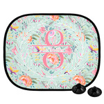Exquisite Chintz Car Side Window Sun Shade (Personalized)