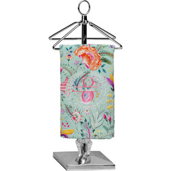 Exquisite Chintz Finger Tip Towel - Full Print (Personalized)