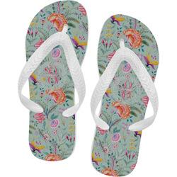 Exquisite Chintz Flip Flops (Personalized)