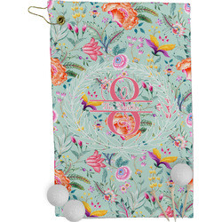 Exquisite Chintz Golf Towel - Full Print (Personalized)