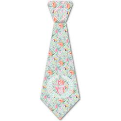 Exquisite Chintz Iron On Tie - 4 Sizes (Personalized)
