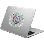 Exquisite Chintz Laptop Decal (Personalized)