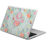 Exquisite Chintz Laptop Skin - Custom Sized (Personalized)