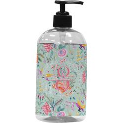 Exquisite Chintz Plastic Soap / Lotion Dispenser (Personalized)