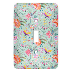 Exquisite Chintz Light Switch Covers (Personalized)