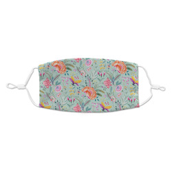 Exquisite Chintz Kid's Cloth Face Masks (Available in 2 Sizes) (Personalized)