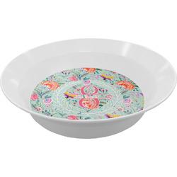 Exquisite Chintz Melamine Bowls (Personalized)