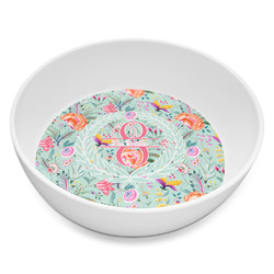 Exquisite Chintz Melamine Bowl - 8 oz (Personalized)