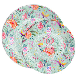 Exquisite Chintz Melamine Plate (Personalized)