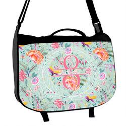 Exquisite Chintz Messenger Bag (Personalized)