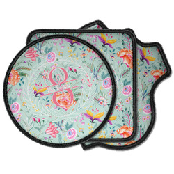 Exquisite Chintz Iron on Patches (Personalized)