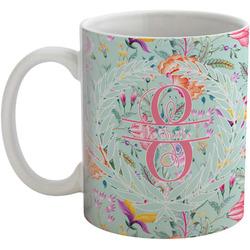 Exquisite Chintz Coffee Mug (Personalized)