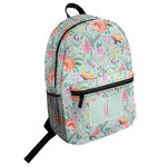 Exquisite Chintz Student Backpack (Personalized)