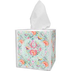 Exquisite Chintz Tissue Box Cover (Personalized)