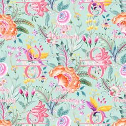 Exquisite Chintz Wallpaper & Surface Covering