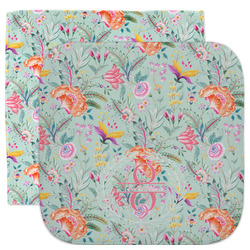 Exquisite Chintz Facecloth / Wash Cloth (Personalized)