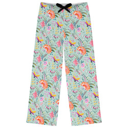 Exquisite Chintz Womens Pajama Pants (Personalized)