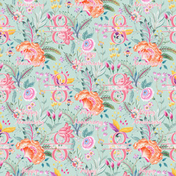 Exquisite Chintz Wrapping Paper (Personalized)