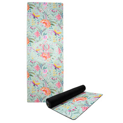 Exquisite Chintz Yoga Mat (Personalized)
