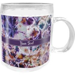Tie Dye Acrylic Kids Mug (Personalized)