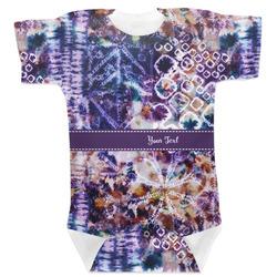 Tie Dye Baby Bodysuit (Personalized)