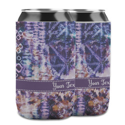 Tie Dye Can Cooler (12 oz) w/ Name or Text