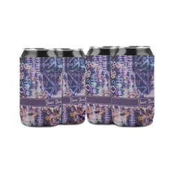 Tie Dye Can Sleeve (12 oz) (Personalized)