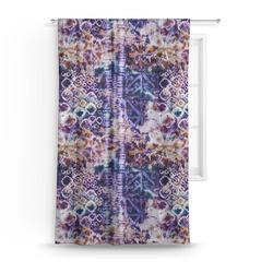 Tie Dye Curtain (Personalized)