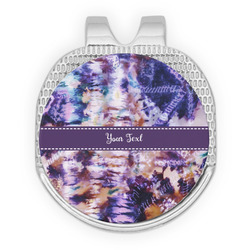 Tie Dye Golf Ball Marker - Hat Clip