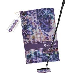 Tie Dye Golf Towel Gift Set (Personalized)