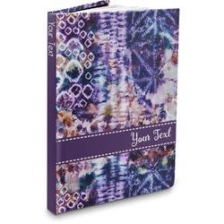 Tie Dye Hardbound Journal (Personalized)