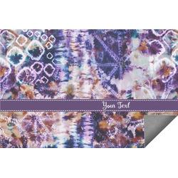 Tie Dye Indoor / Outdoor Rug (Personalized)