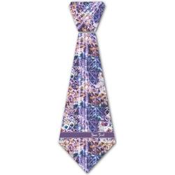 Tie Dye Iron On Tie - 4 Sizes (Personalized)