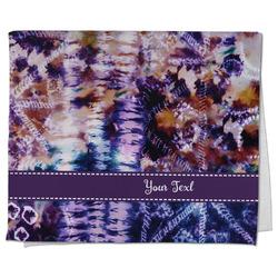 Tie Dye Kitchen Towel - Full Print (Personalized)