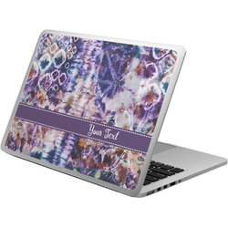 Tie Dye Laptop Skin - Custom Sized (Personalized)