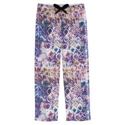 Tie Dye Mens Pajama Pants (Personalized)
