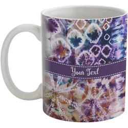 Tie Dye Coffee Mug (Personalized)