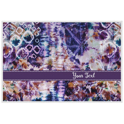 Tie Dye Placemat (Laminated) (Personalized)