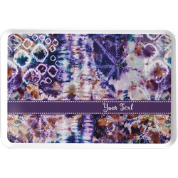 Tie Dye Serving Tray (Personalized)