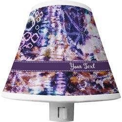Tie Dye Shade Night Light (Personalized)