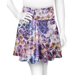 Tie Dye Skater Skirt (Personalized)