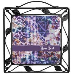 Tie Dye Trivet (Personalized)