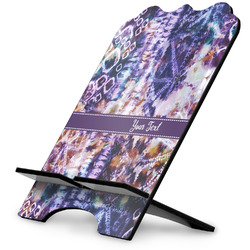 Tie Dye Stylized Tablet Stand (Personalized)