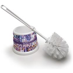 Tie Dye Toilet Brush (Personalized)
