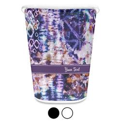 Tie Dye Waste Basket (Personalized)