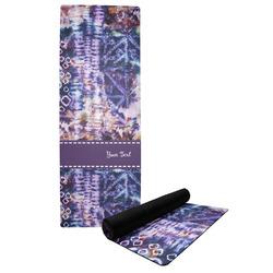 Tie Dye Yoga Mat (Personalized)