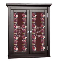 Boho Cabinet Decal - Custom Size (Personalized)