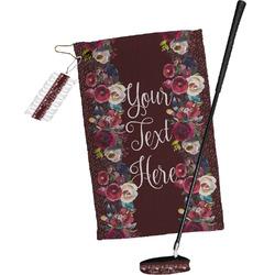 Boho Golf Towel Gift Set (Personalized)