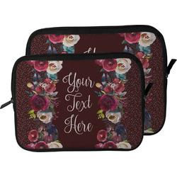 Boho Laptop Sleeve / Case (Personalized)
