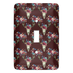 Boho Light Switch Covers (Personalized)
